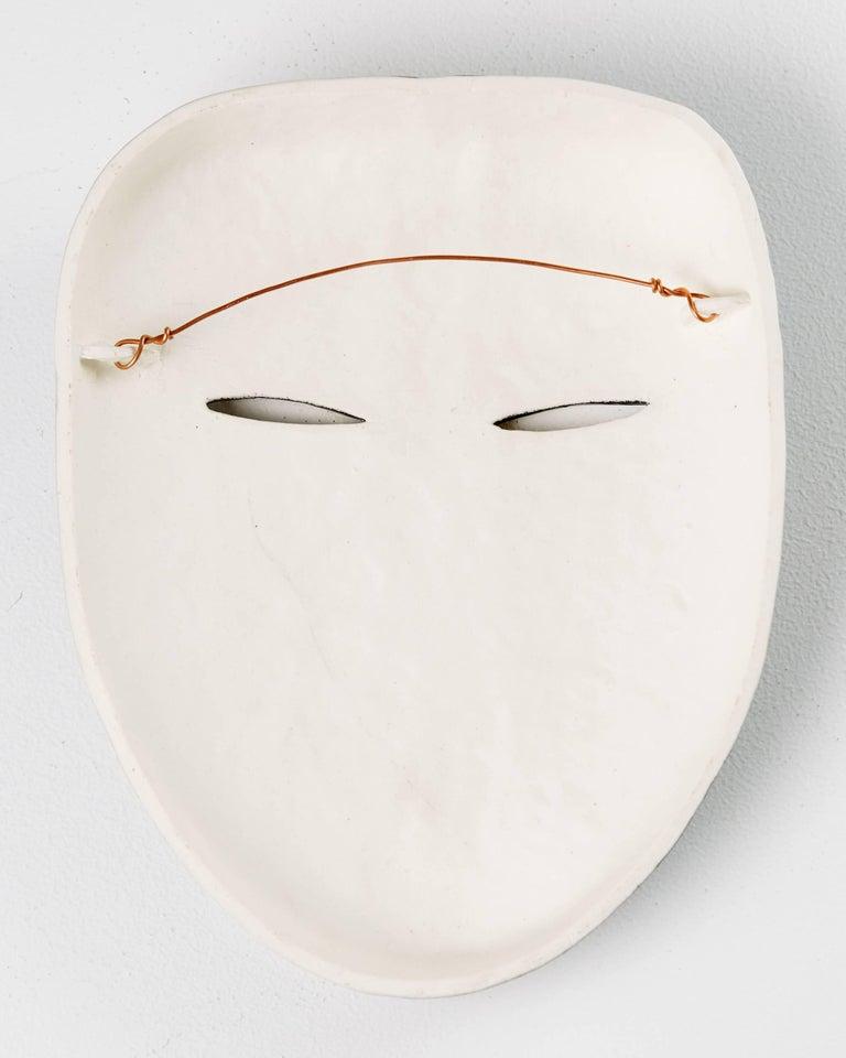 Swedish Mask Designed by Lisa Larsson, Sweden, 1950s For Sale