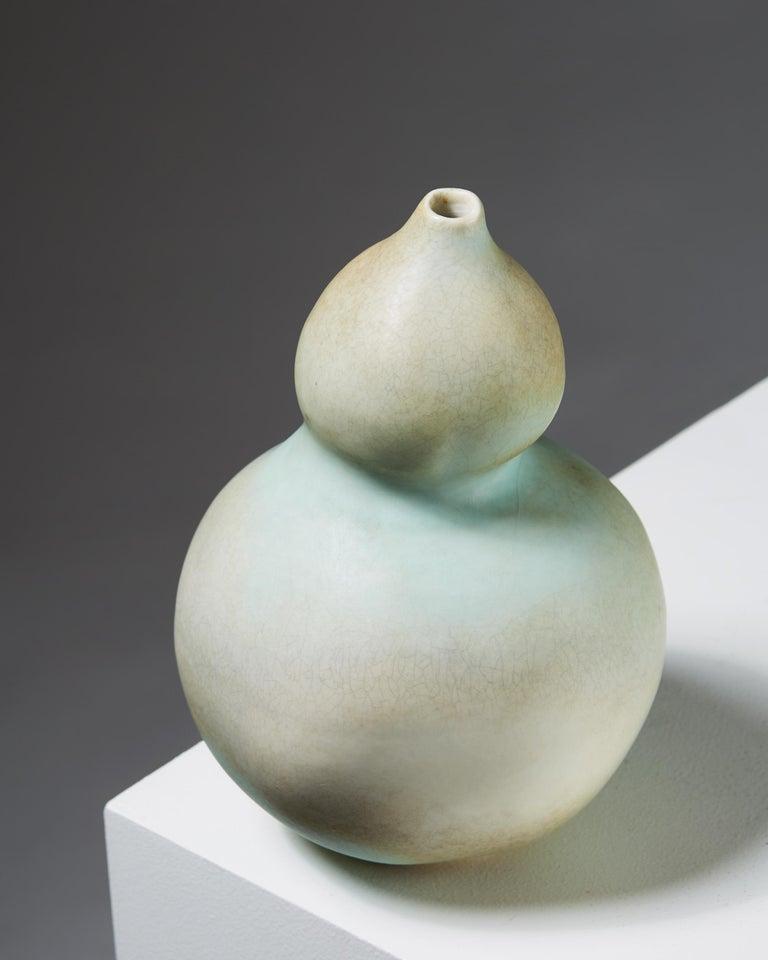 Swedish Vase or Sculpture Designed by Per Hammarström, Sweden, 2000s For Sale