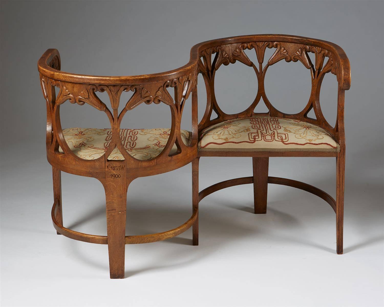 T Te A T Te Sofa Designed By Alf Wallander For Gi Bbel S Workshop Sweden For Sale At 1stdibs