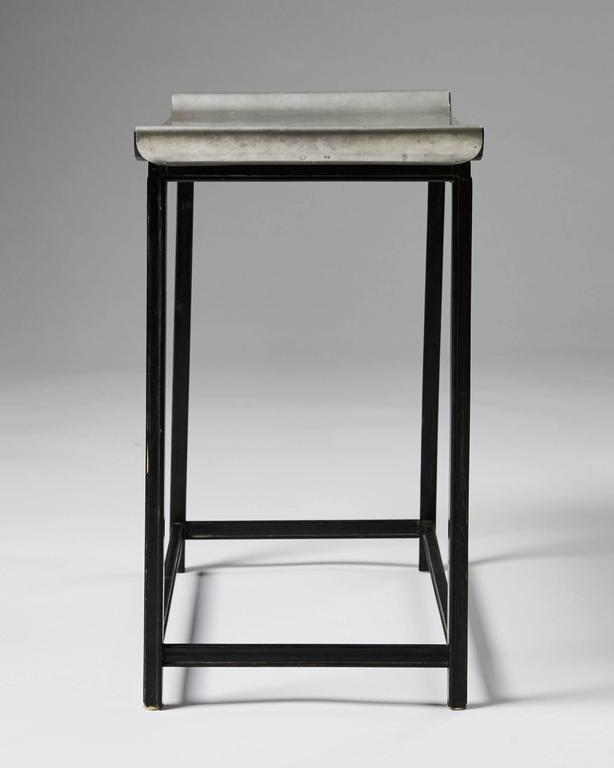 Occasional Table Designed by Nils Fougstedt and Bjorn Tragardh for Svenskt Tenn 2