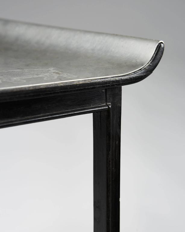 20th Century Occasional Table Designed by Nils Fougstedt and Bjorn Tragardh for Svenskt Tenn For Sale