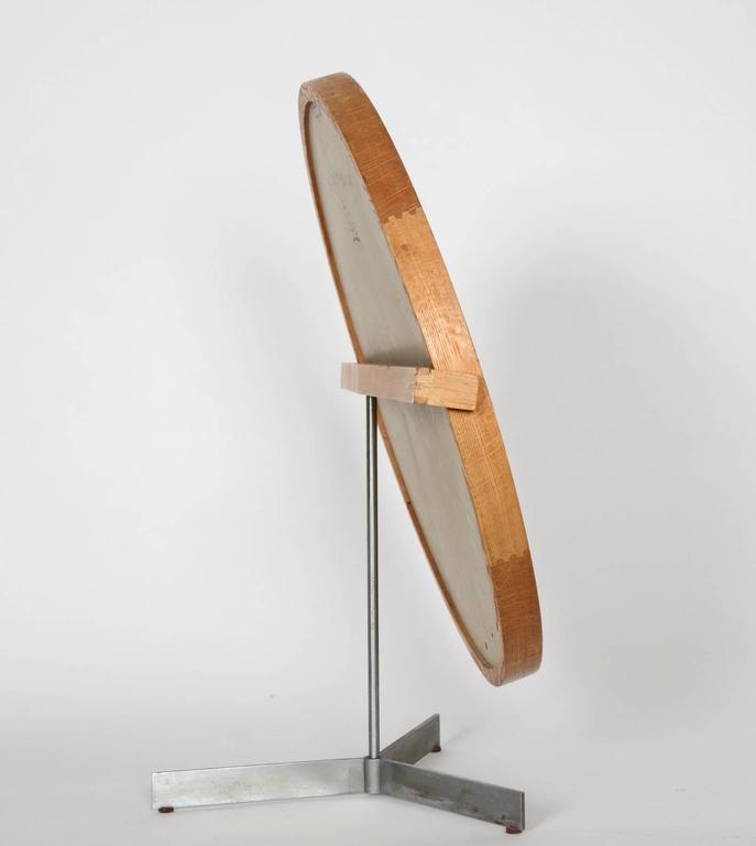 Table Mirror by Uno & Östen Kristiansson for Luxus of Sweden, 1960s 3