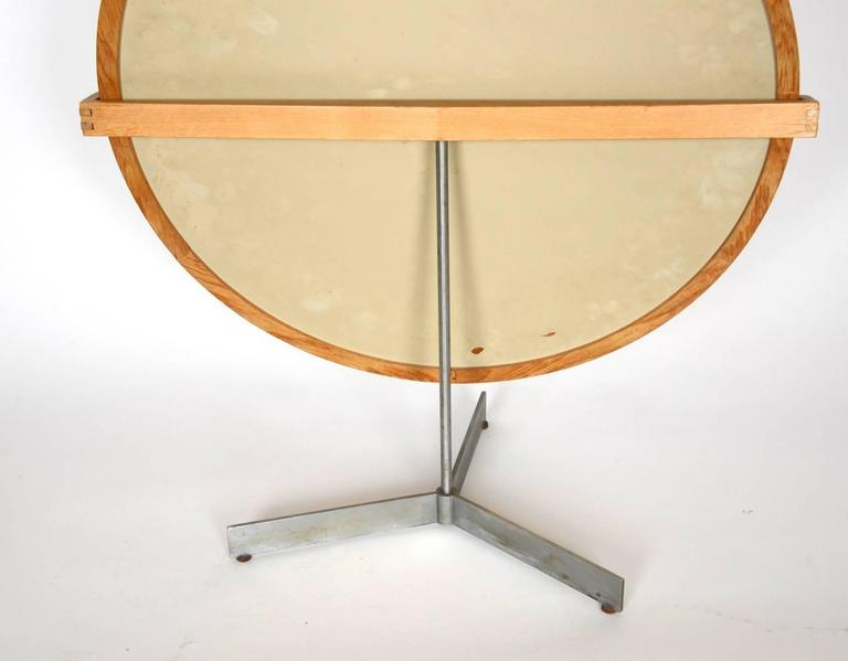 Table Mirror by Uno & Östen Kristiansson for Luxus of Sweden, 1960s 6