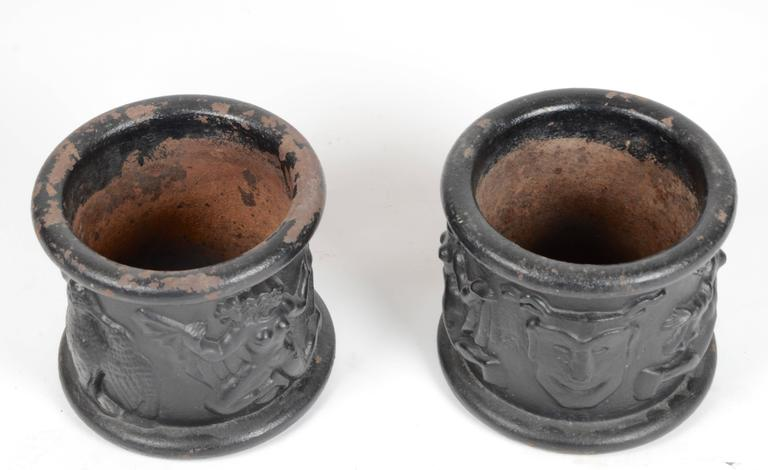 Swedish Anna Petrus Urns for Näfveqvarns Bruk in Cast Iron, Sweden, 1927 For Sale