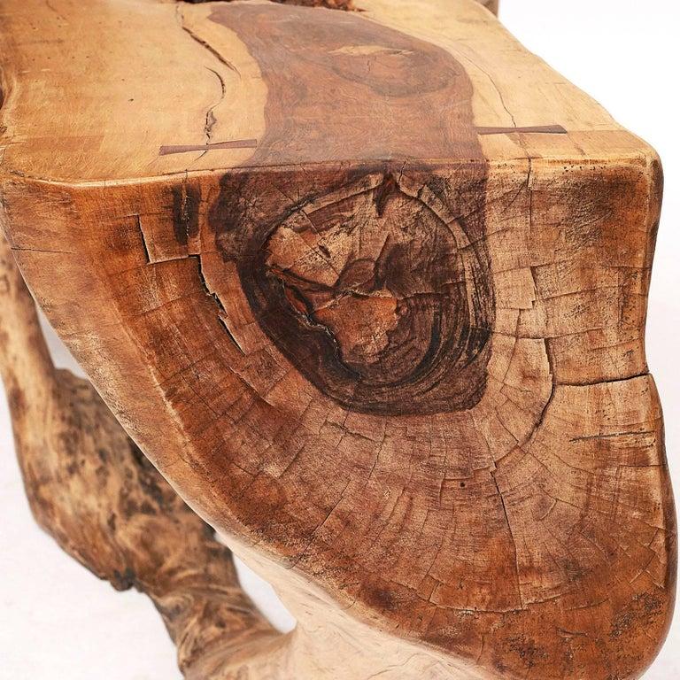 Organic Narra Wood Table, Philippines at 1stdibs