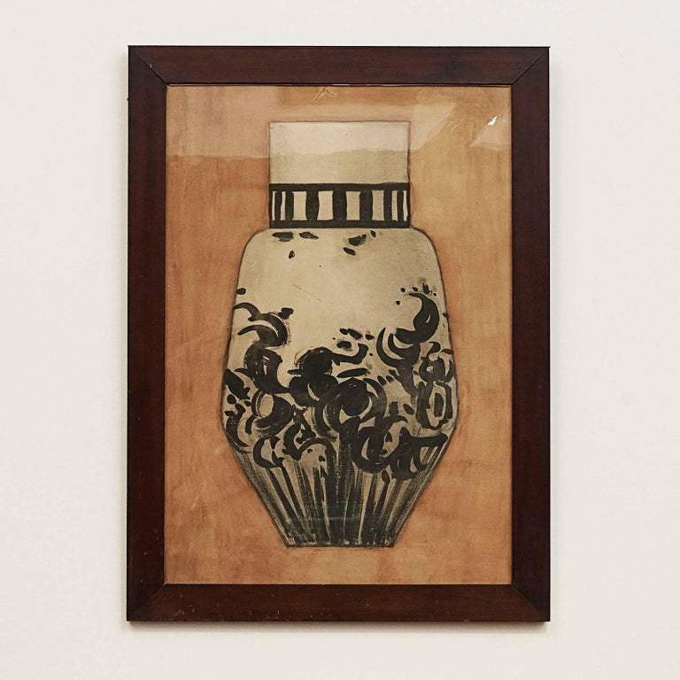 Thorvald Bindesbøll, Danish 1864-1908