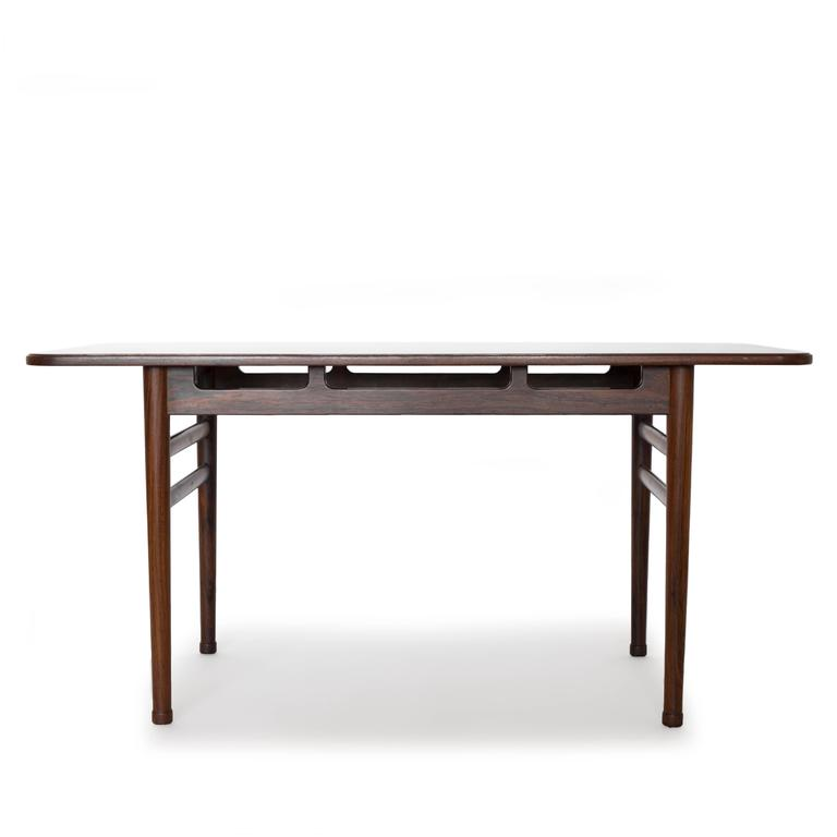 Jacob Kjaer Rosewood Table, 1952 4