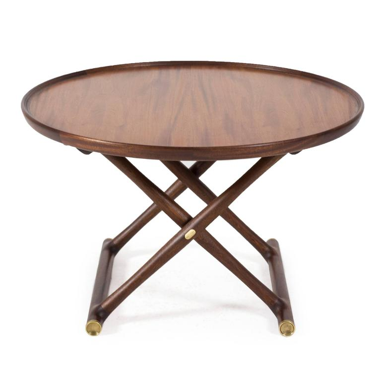 Mogens Lassen Egyptian Table A J Iversen At 1stdibs