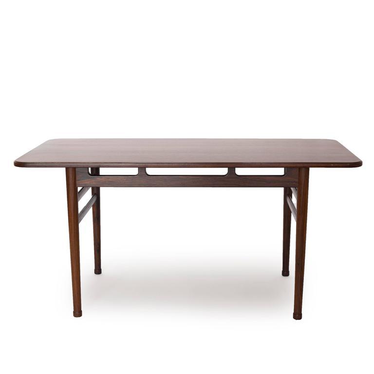 Jacob Kjaer Rosewood Table, 1952 5