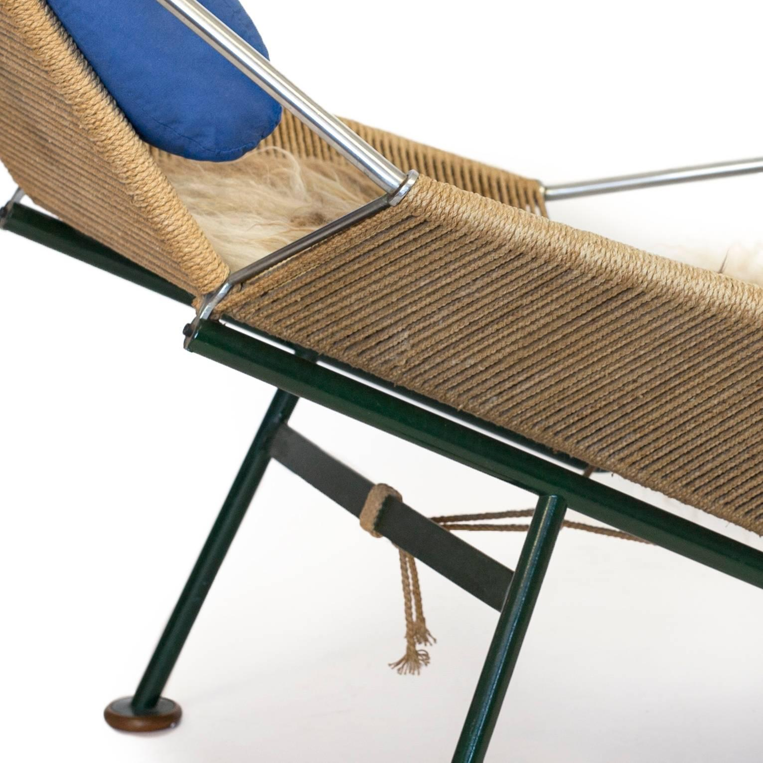 Hans J. Wegner Halyard Chair, GETAMA, 1950 At 1stdibs