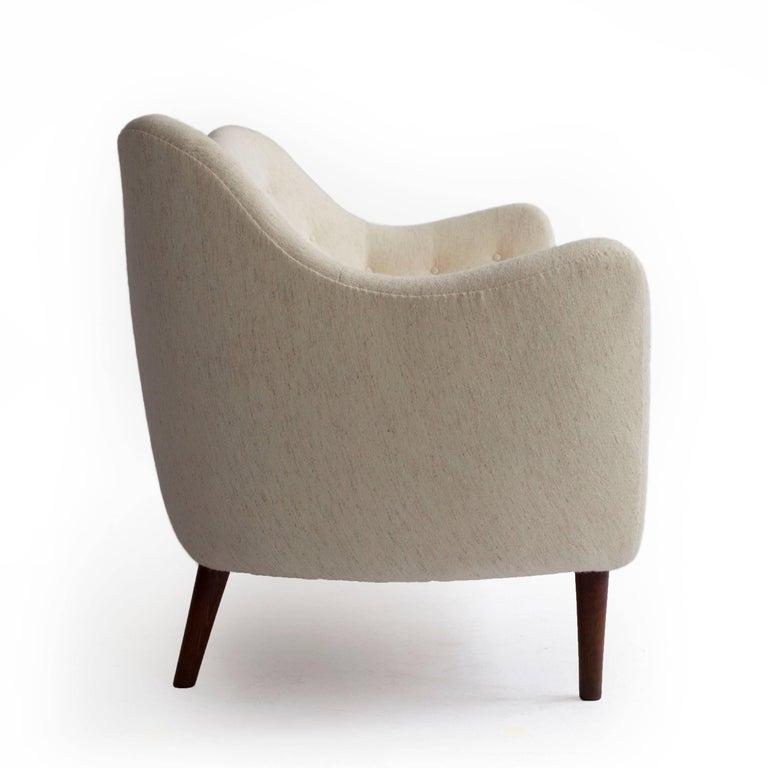 Danish Finn Juhl BO64 Sofa for Bovirke, 1948 For Sale