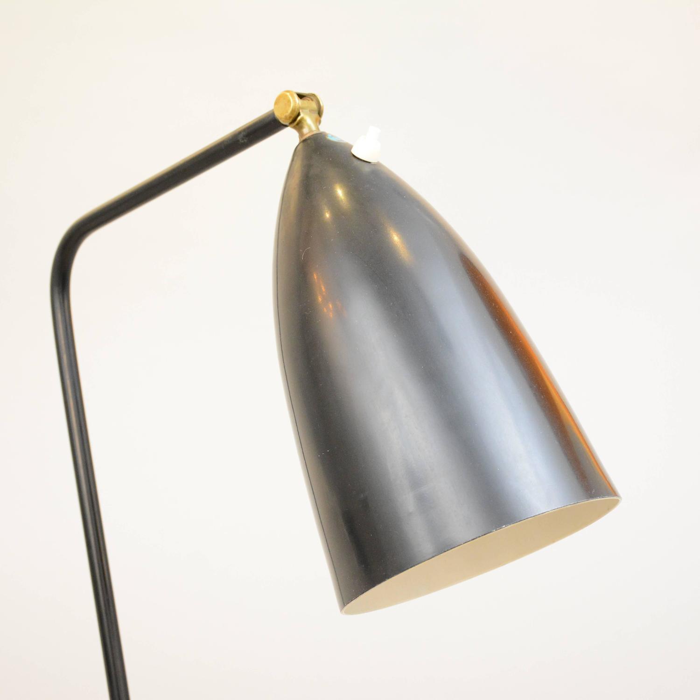 grasshopper lamp grossman magnusson bergboms malmo sweden. Black Bedroom Furniture Sets. Home Design Ideas