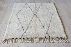 Moroccan Beni Ouarain Rug