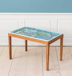 Vintage Hilkka-Liisa Ahola Tea Table