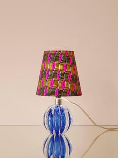 Vintage Murano Table Lamp