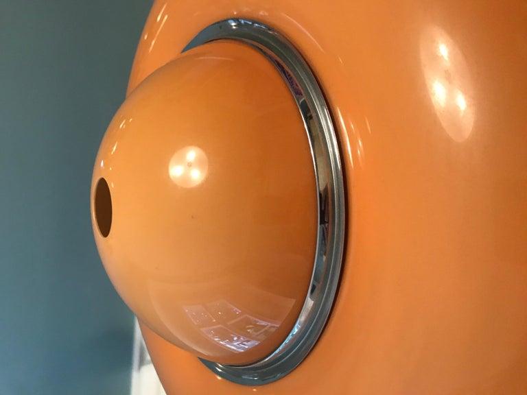 Italian Luigi Massoni Brumbery Table Lamp For Sale