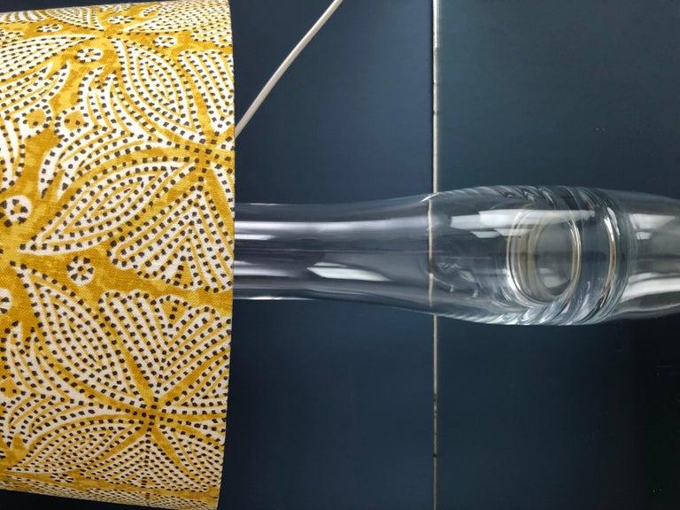 Finnish Artek M510 Glass Table Lamp For Sale