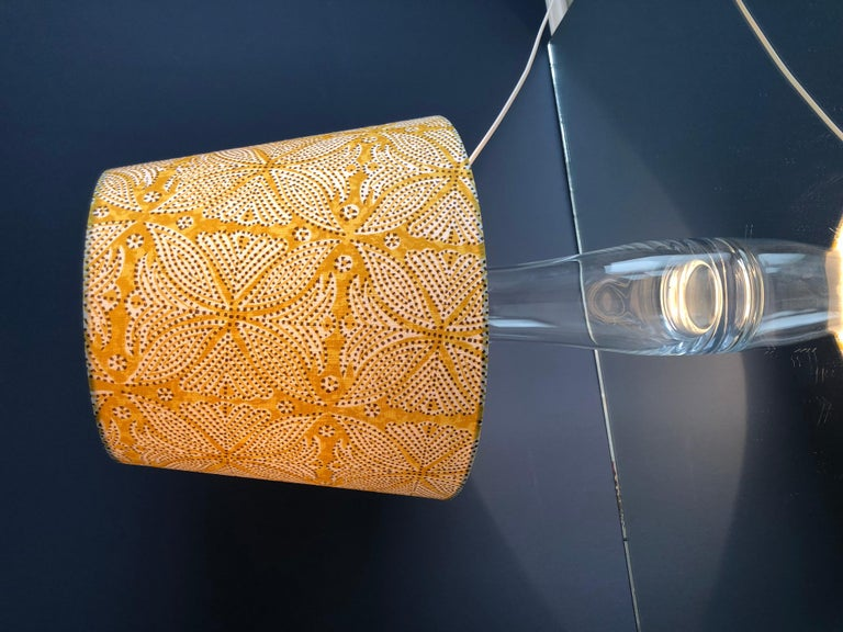 Mid-20th Century Artek M510 Glass Table Lamp For Sale