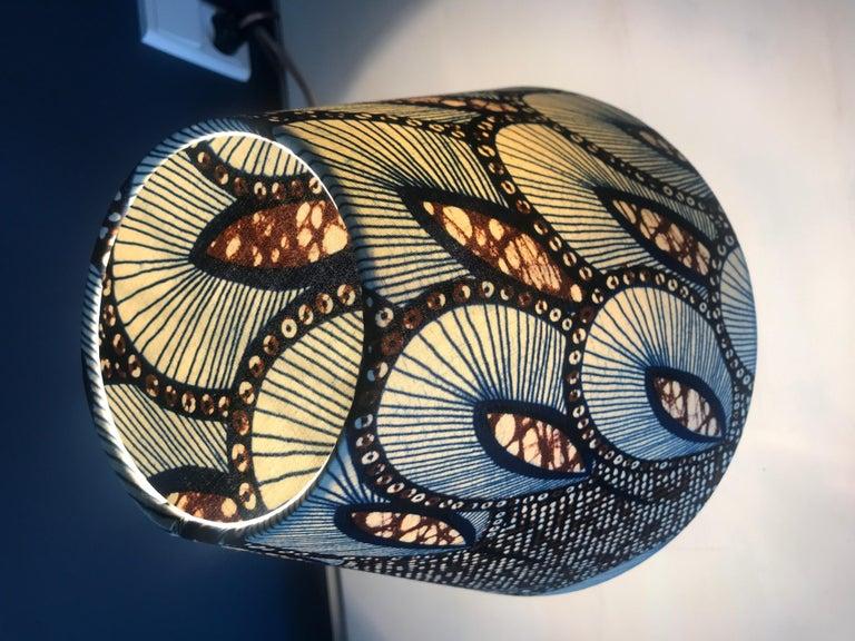 Vintage Ceramic Table Lamp In Good Condition For Sale In Copenhagen K, DK