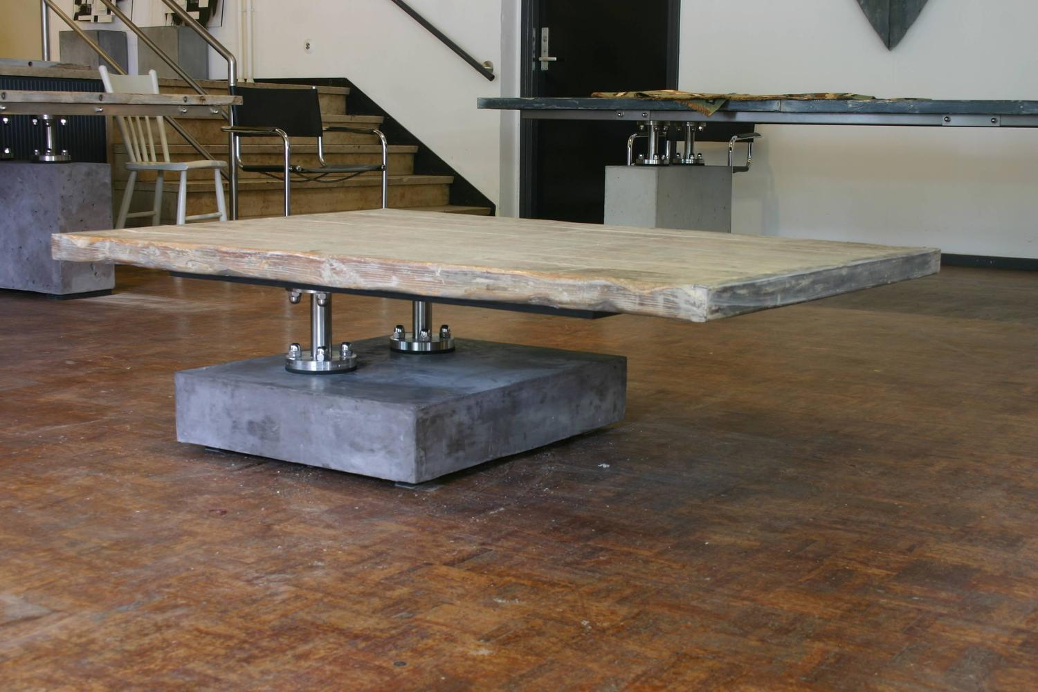 Brutalist Coffee Table The Netherlands 2015 For Sale At 1stdibs
