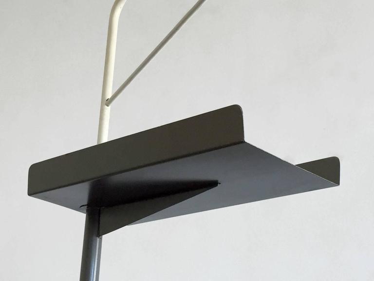 Bauhaus 1950 Henri Lancel and Robert Mathieu Agrafée Clamp Desk Lamp  FREE TRANSPORT For Sale