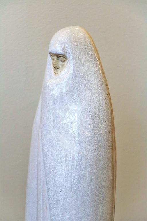 Oriental Woman from Marrakech by Céline Lepage, France, Art Deco, 1920-1925 In Good Condition For Sale In Paris, FR