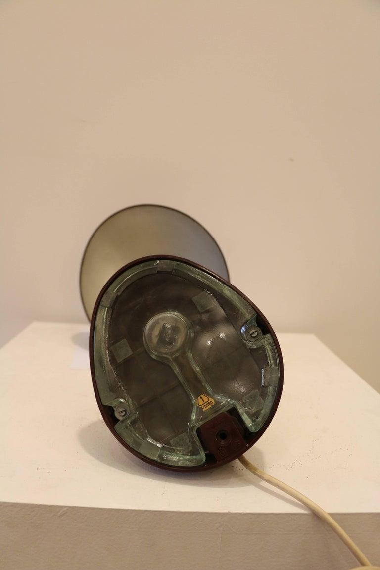 Rare Kandem Bakelite Table Lamp Attributed to Marianne Brandt, circa 1945 For Sale 2