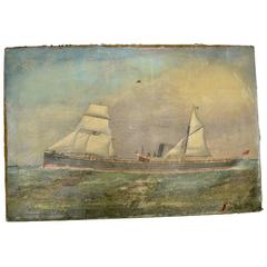 19th Century Marine Painting