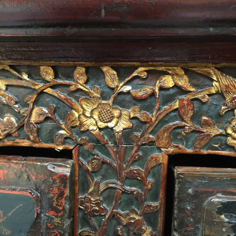 Early 20th Century Chinese Cabinet In Good Condition For Sale In Copenhagen, K