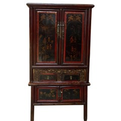 Early 20th Century Chinese Cabinet