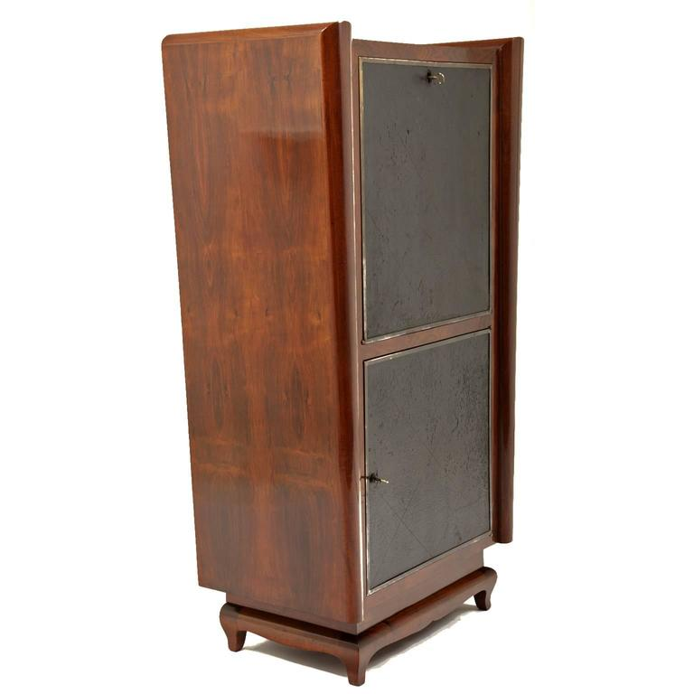 Art deco secretaire france 1940s for sale at 1stdibs for Deco francaise