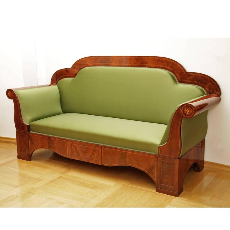 Biedermeier sofa circa 1830 for sale at 1stdibs Biedermeier sofa