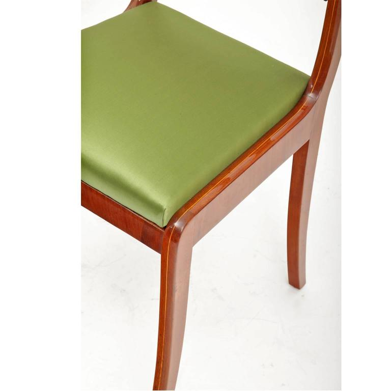 Dining chairs central germany circa for sale at