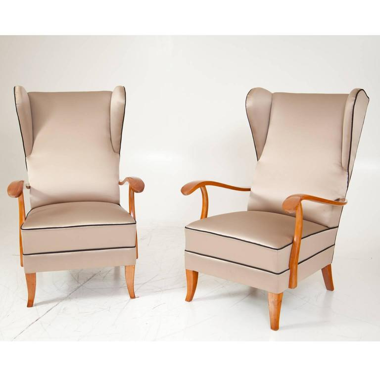 1960s Missoni Wingback Chair At 1stdibs: Wingback Chairs, 1960s At 1stdibs