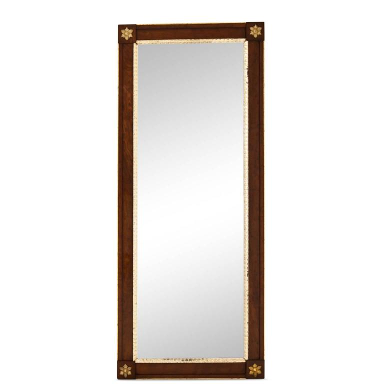 Empire Wall Mirror, First Half of the 19th Century