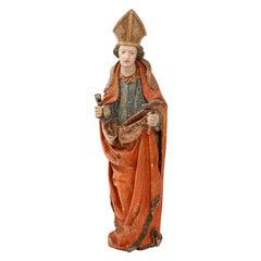 Sculpture of Saint Eligius, 1480-1500
