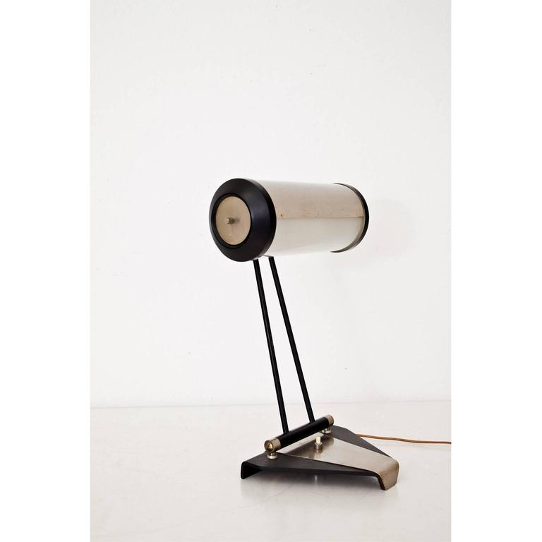 Stilnovo Table Lamp Model 8051, Italy, 1960s In Good Condition For Sale In Greding, DE