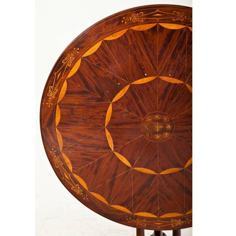 Side Table Berlin, First Half of the 19th Century In Excellent Condition For Sale In Greding, DE