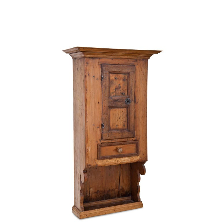 Natural Pine Kitchen Cabinets: Pine Kitchen Cabinet, German, 18th Century At 1stdibs