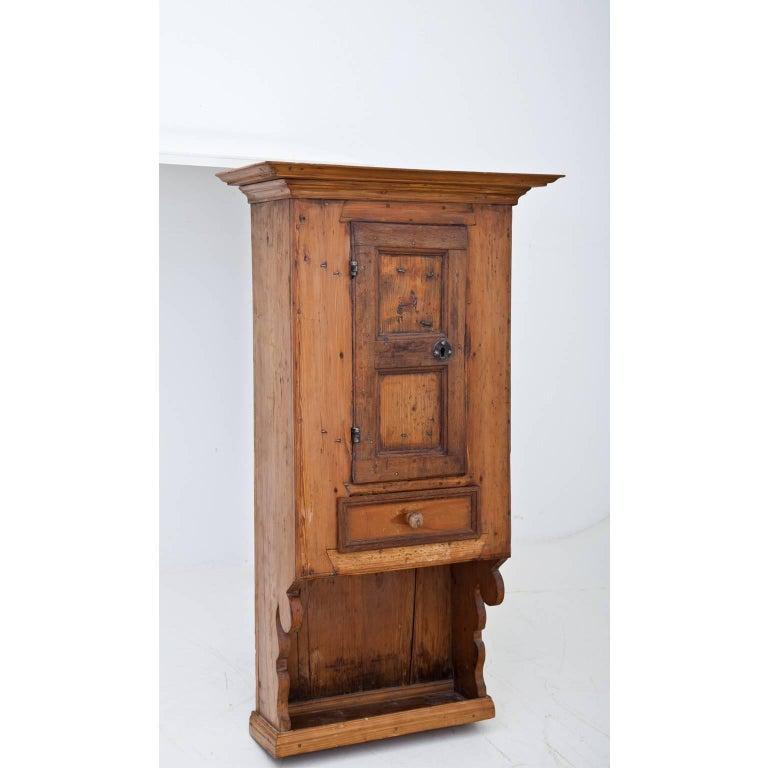 German Kitchen Cabinets: Pine Kitchen Cabinet, German, 18th Century At 1stdibs
