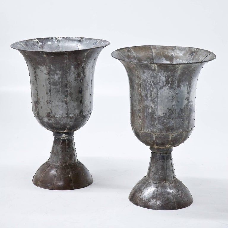 Metal Vases Early 20th Century At 1stdibs