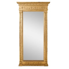 Neoclassical Wall Mirror, Early 19th Century