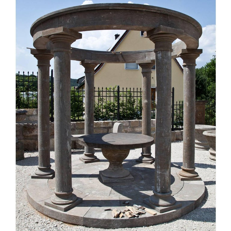 Monopteros as Garden Pavilion, 21st Century In Excellent Condition For Sale In Greding, DE
