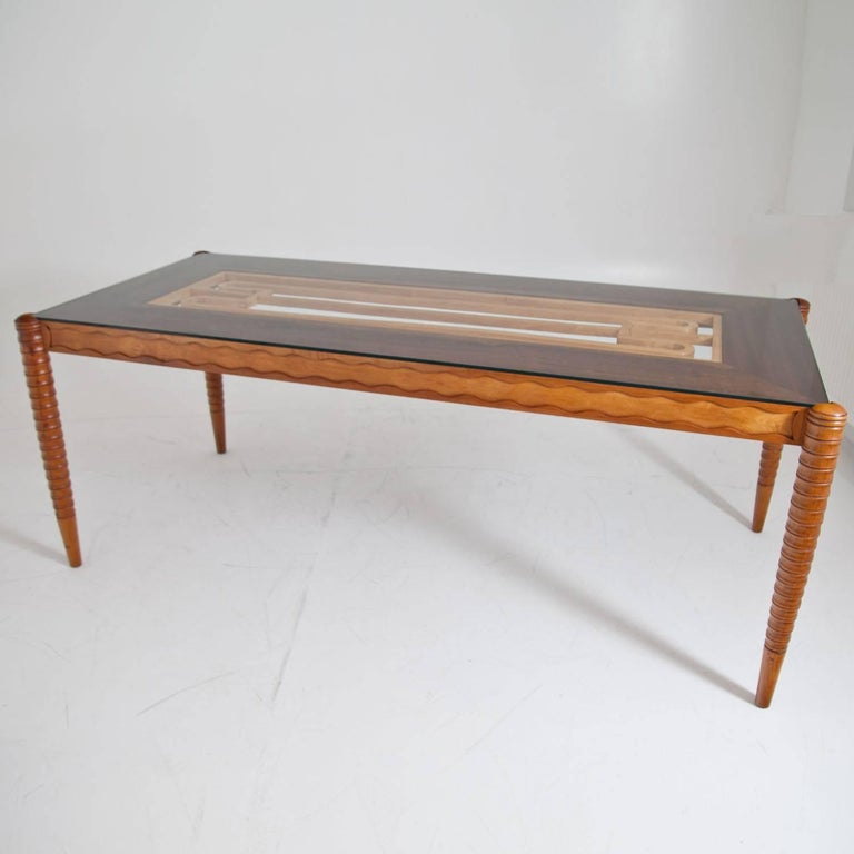 Dining Table, Italy Mid-20th Century For Sale 1