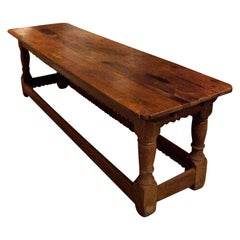 Refectory Table, 18th Century