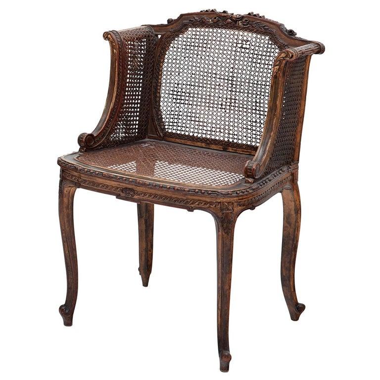 Revival Armchair, 19th Century