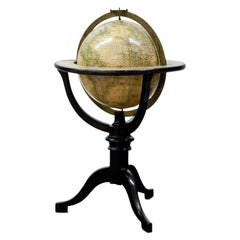 Globe of the Earth, Weimar, 1843