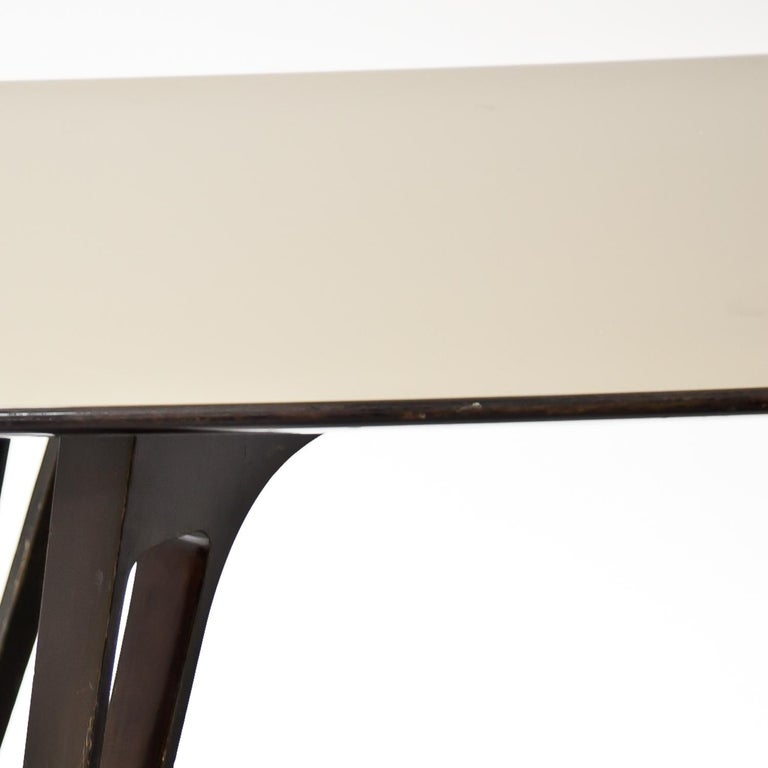 Dining Table, Italy, circa 1950s In Good Condition For Sale In Greding, DE