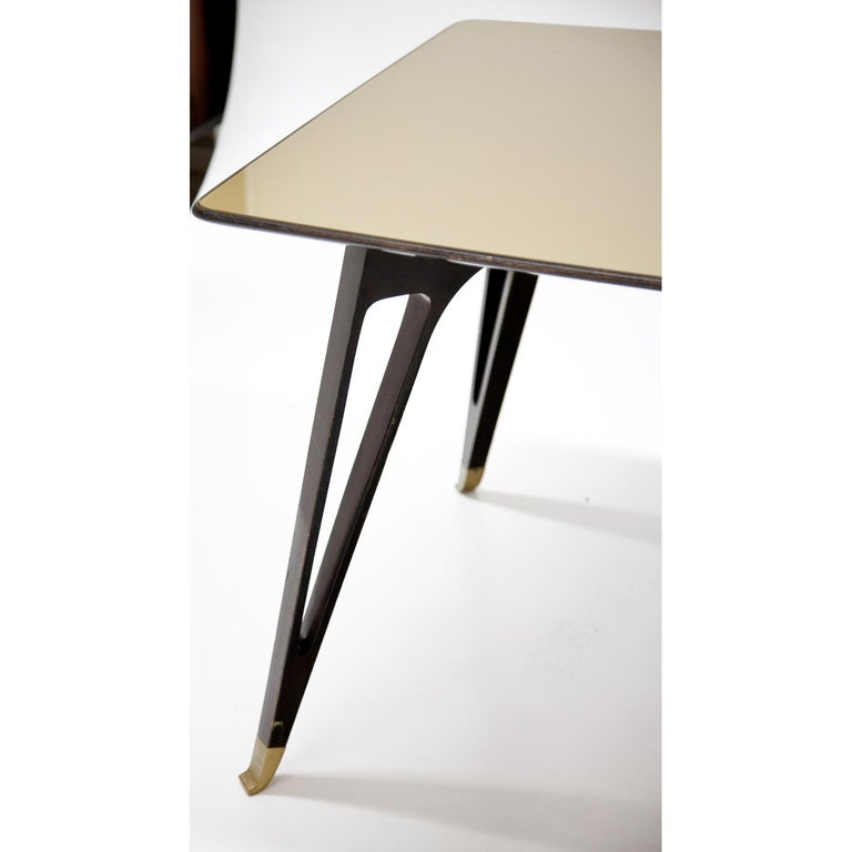 Italian Dining Table, Italy, circa 1950s For Sale
