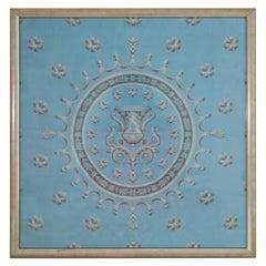 Fabric Sample, France, circa 1810